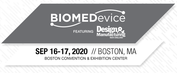 BIOMEDevice Boston 2020